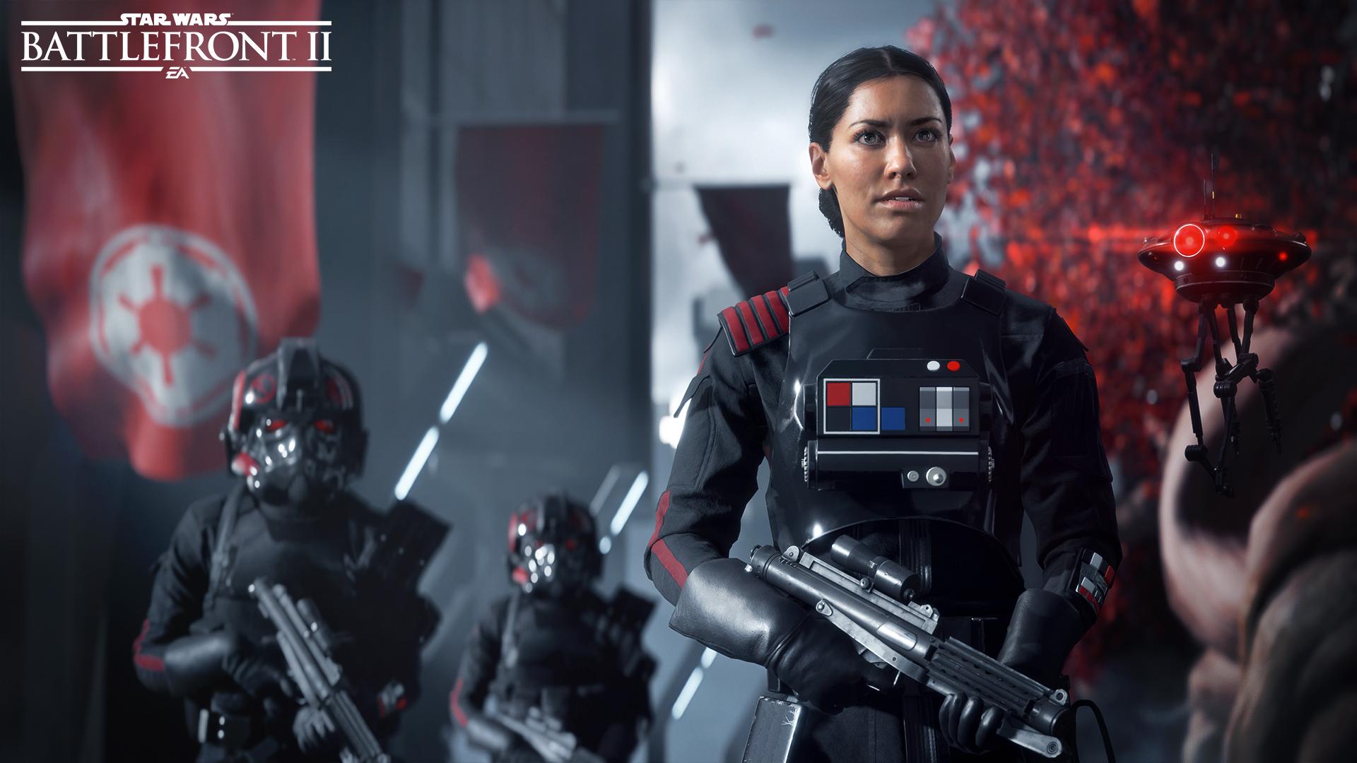 První trailer láká na Star Wars: Battlefront 2, hra vyjde 17. listopadu 142264