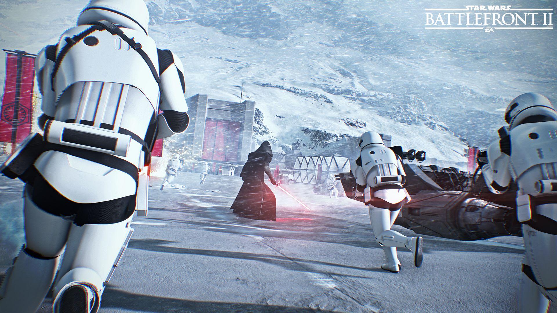 První trailer láká na Star Wars: Battlefront 2, hra vyjde 17. listopadu 142265