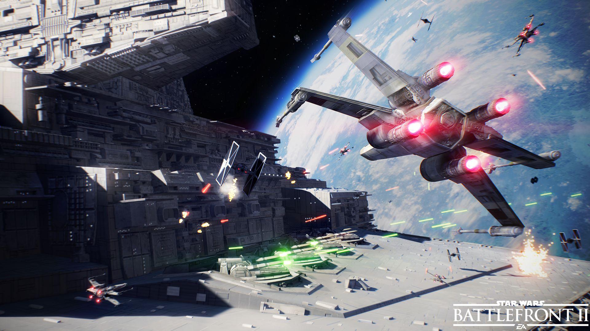 První trailer láká na Star Wars: Battlefront 2, hra vyjde 17. listopadu 142266