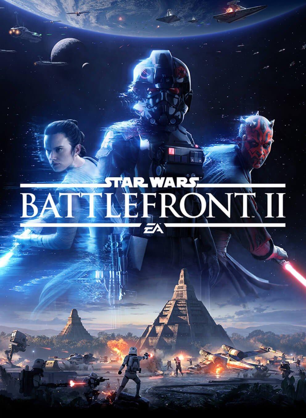 První trailer láká na Star Wars: Battlefront 2, hra vyjde 17. listopadu 142268