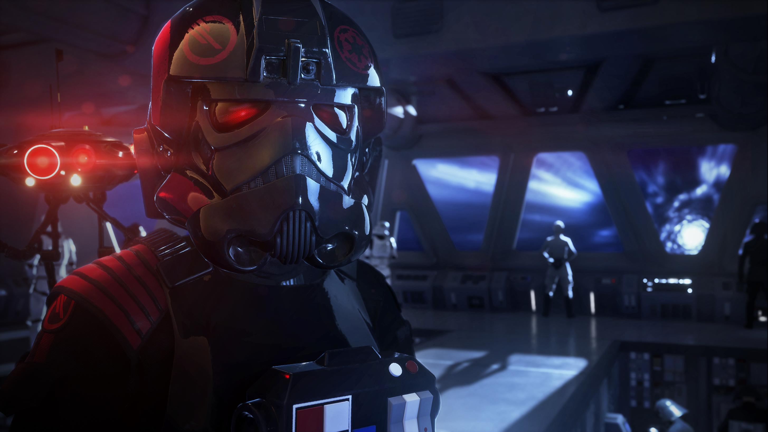 První trailer láká na Star Wars: Battlefront 2, hra vyjde 17. listopadu 142274