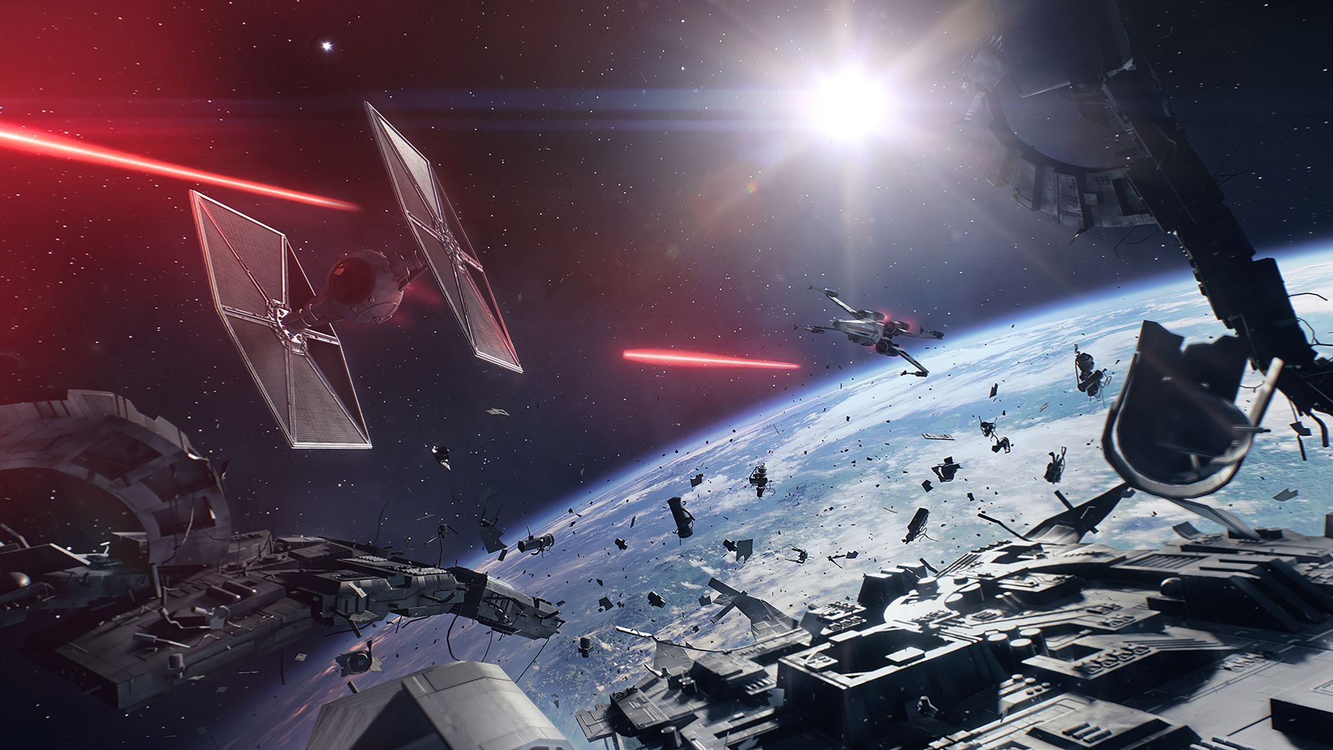 Koncepty Star Wars: Battlefrontu 2 ukazují herní třídy, klony a novou planetu 142284