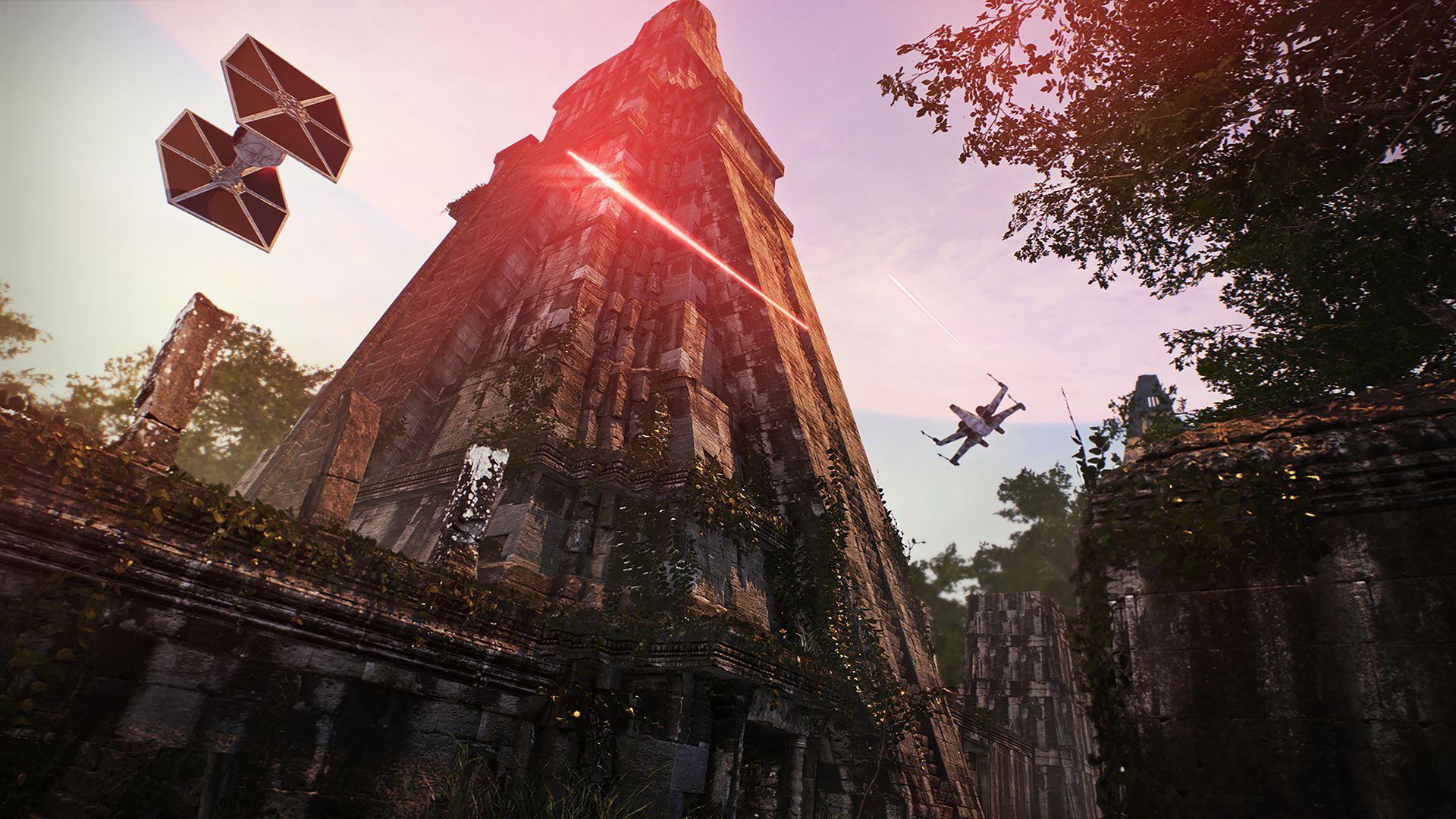 Koncepty Star Wars: Battlefrontu 2 ukazují herní třídy, klony a novou planetu 142285
