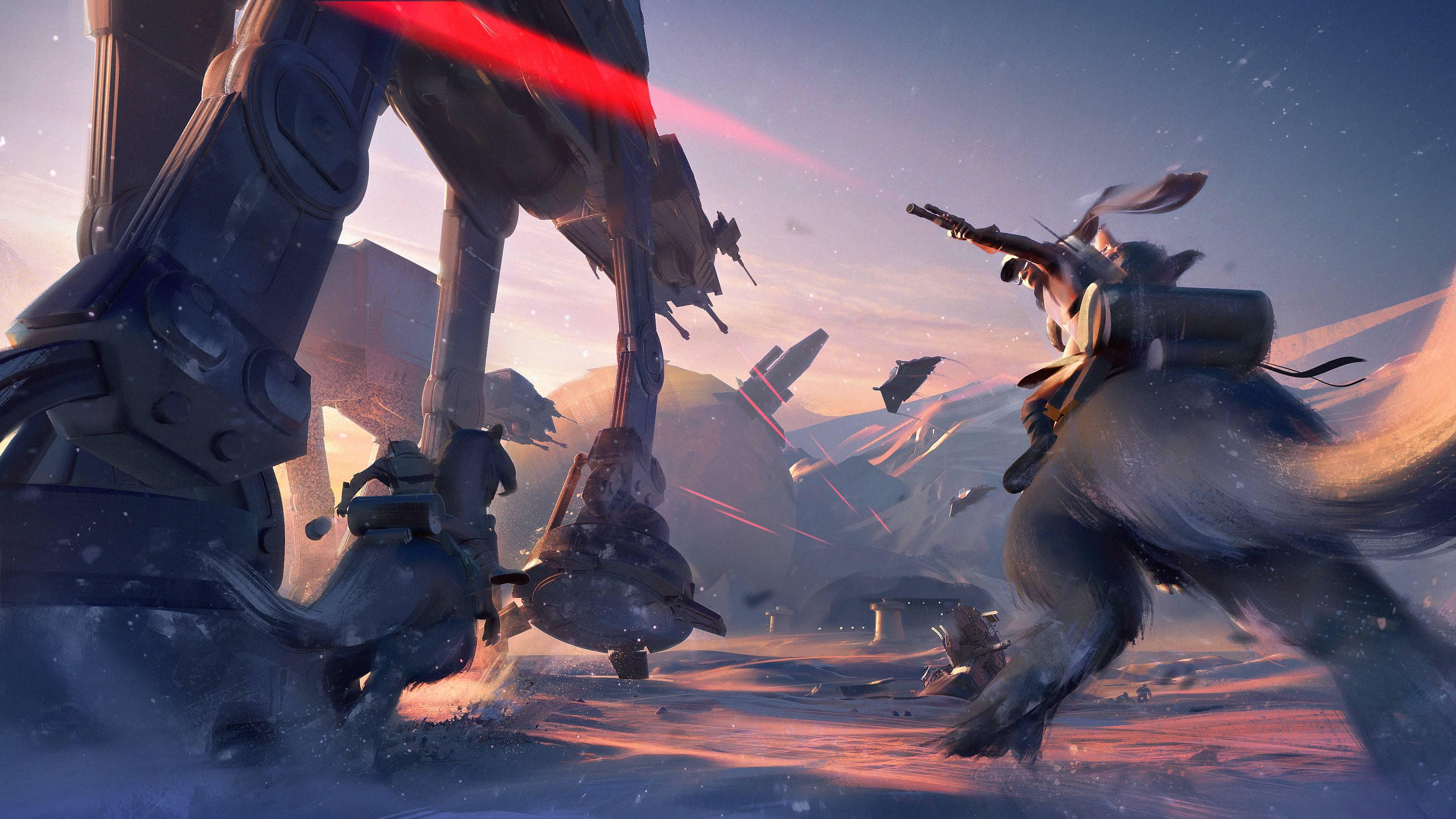 Star Wars: Battlefront 2 nabídne vylepšené souboje hrdinů a nový přístup k vozidlům 142312