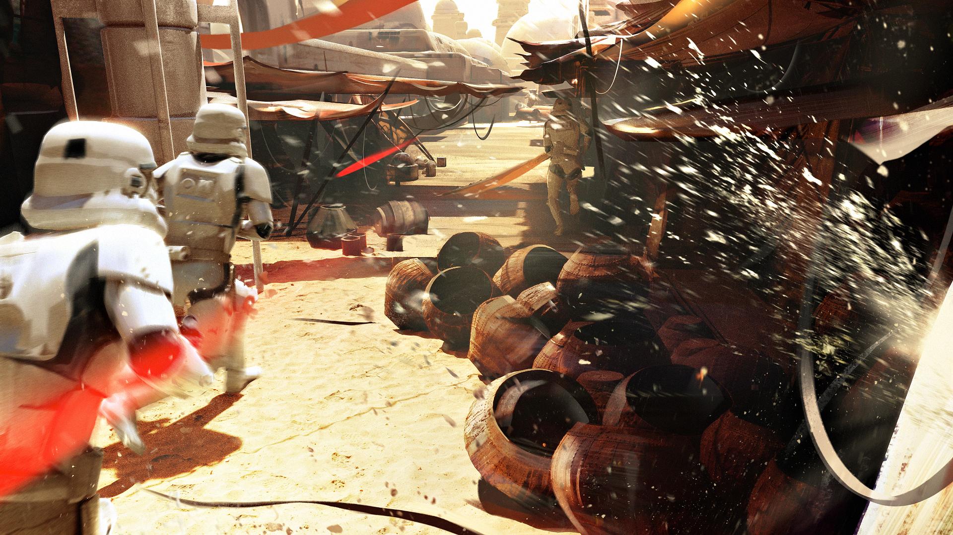 Star Wars: Battlefront 2 nabídne vylepšené souboje hrdinů a nový přístup k vozidlům 142317