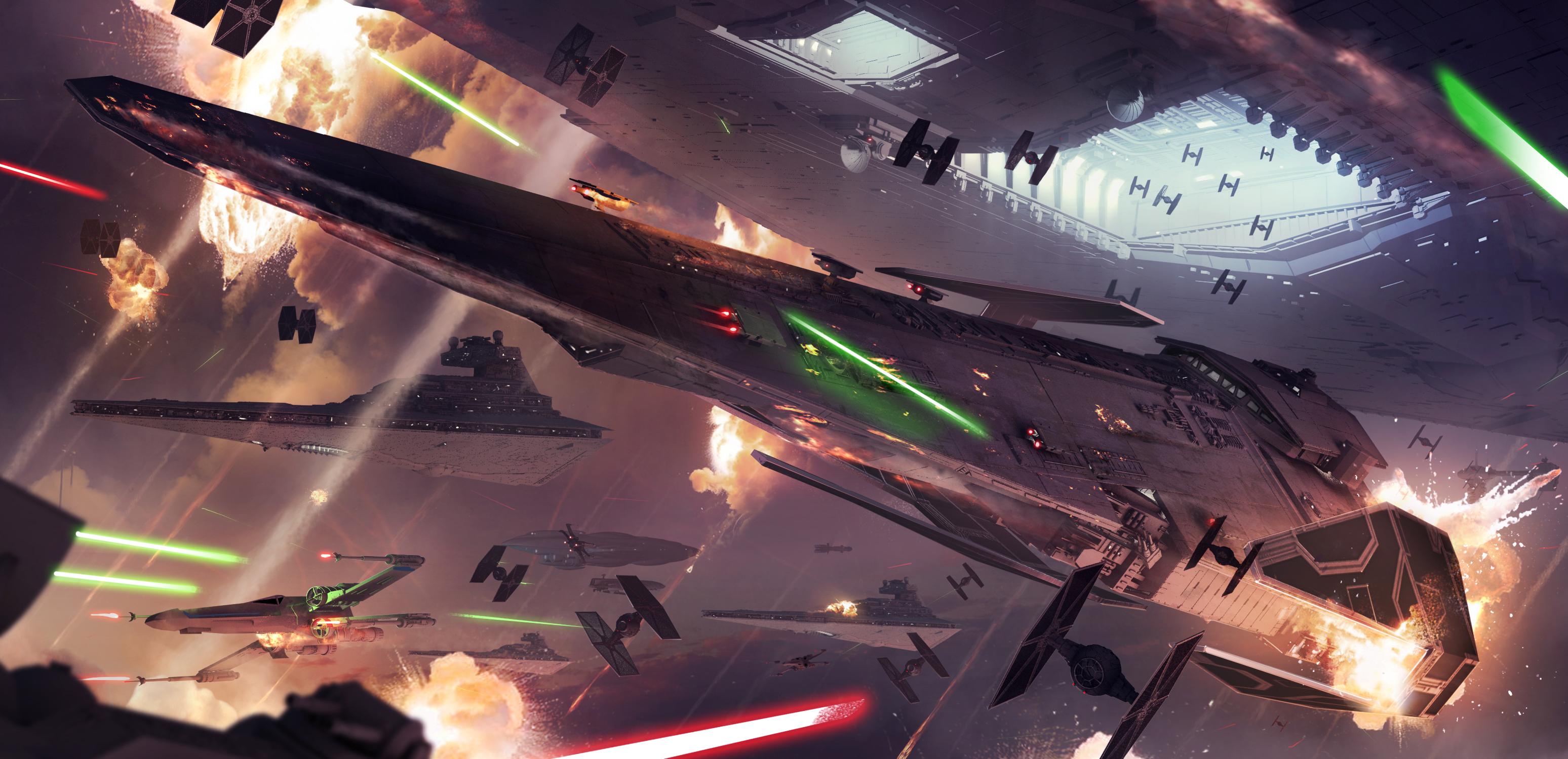 Star Wars: Battlefront 2 nabídne vylepšené souboje hrdinů a nový přístup k vozidlům 142319