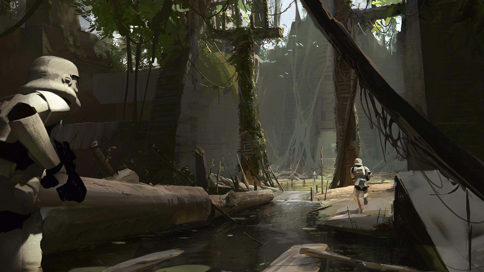 Star Wars: Battlefront 2 nabídne vylepšené souboje hrdinů a nový přístup k vozidlům 142322