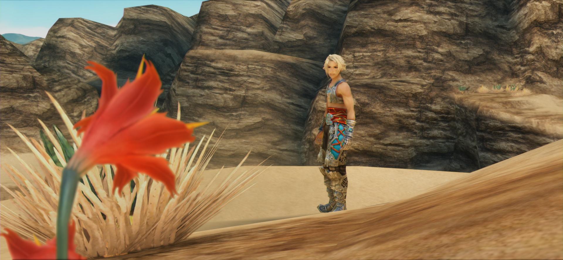 Boje a předělové scény z Final Fantasy XII: The Zodiac Age 142329