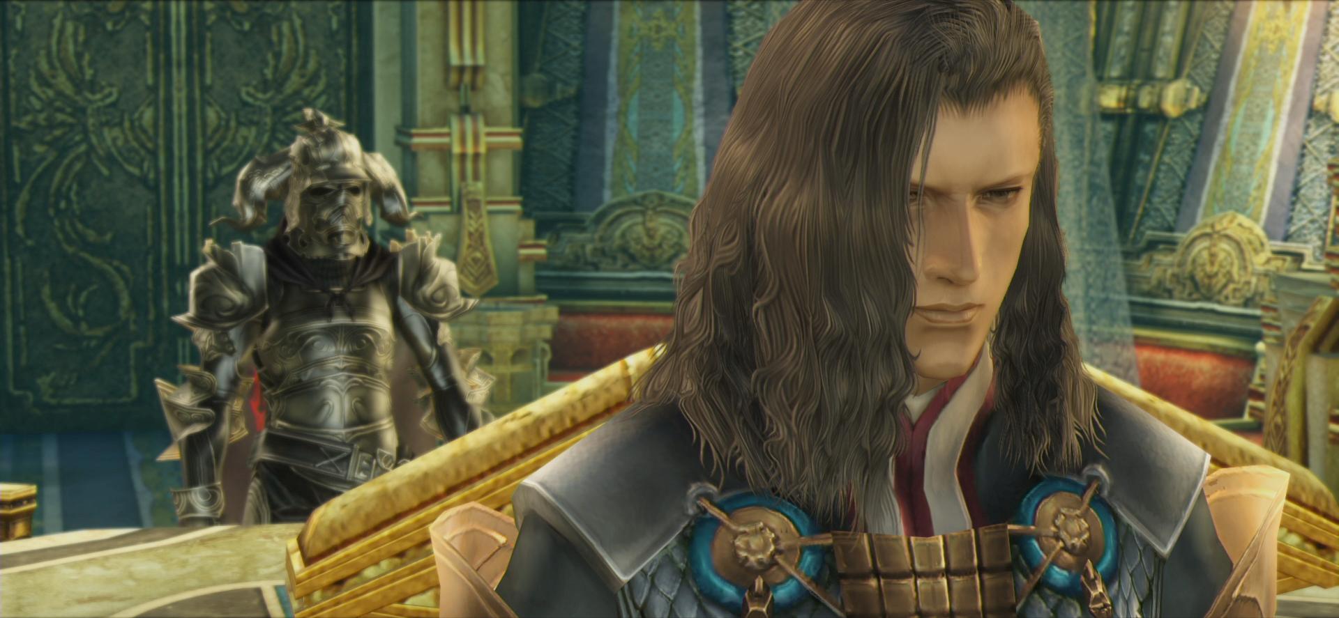 Boje a předělové scény z Final Fantasy XII: The Zodiac Age 142330
