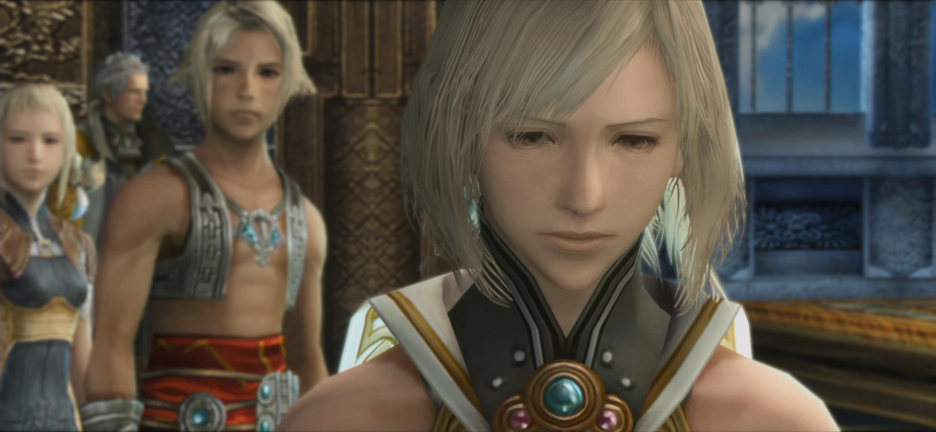 Boje a předělové scény z Final Fantasy XII: The Zodiac Age 142331