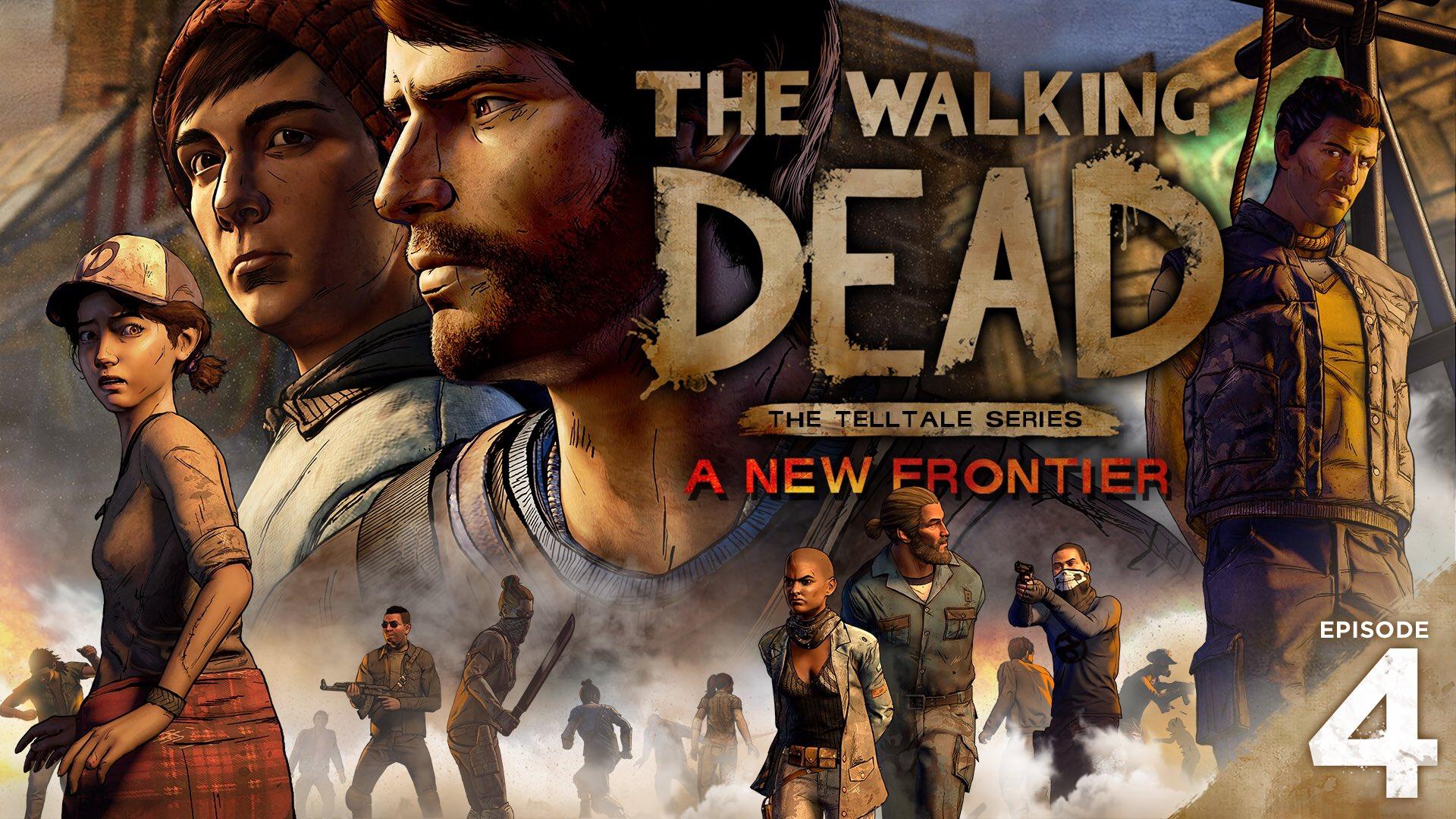 Čtvrtá epizoda The Walking Dead: A New Frontier dorazí 25. dubna 142412