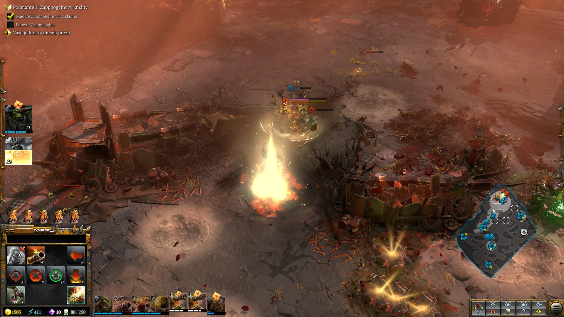 Warhammer 40,000: Dawn of War 3 – skutečně divoká trojice 142422