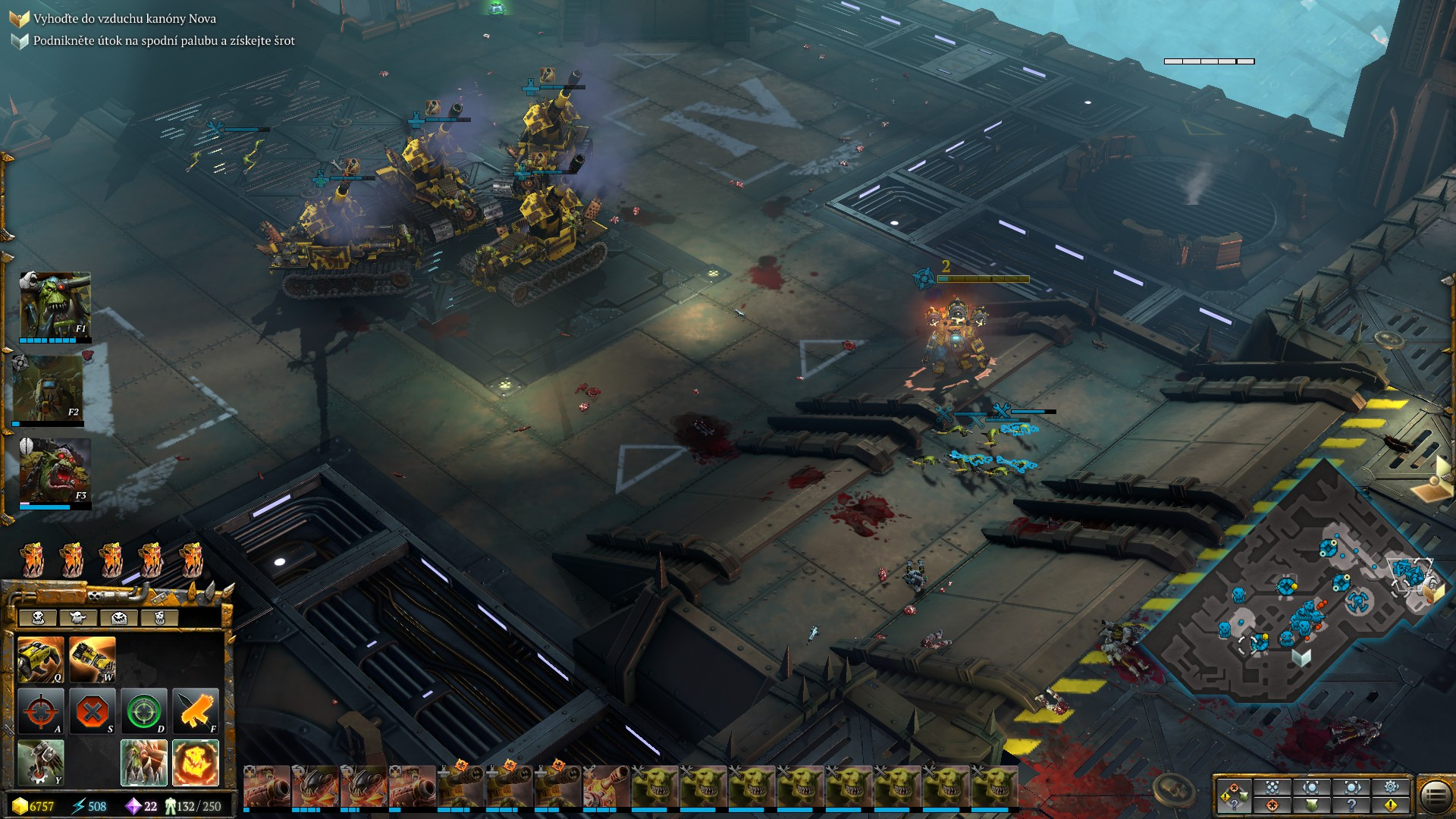 Warhammer 40,000: Dawn of War 3 – skutečně divoká trojice 142423