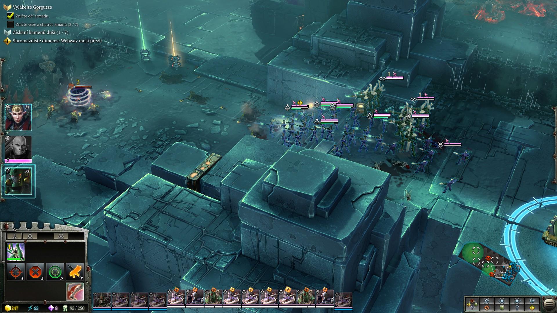 Warhammer 40,000: Dawn of War 3 – skutečně divoká trojice 142424
