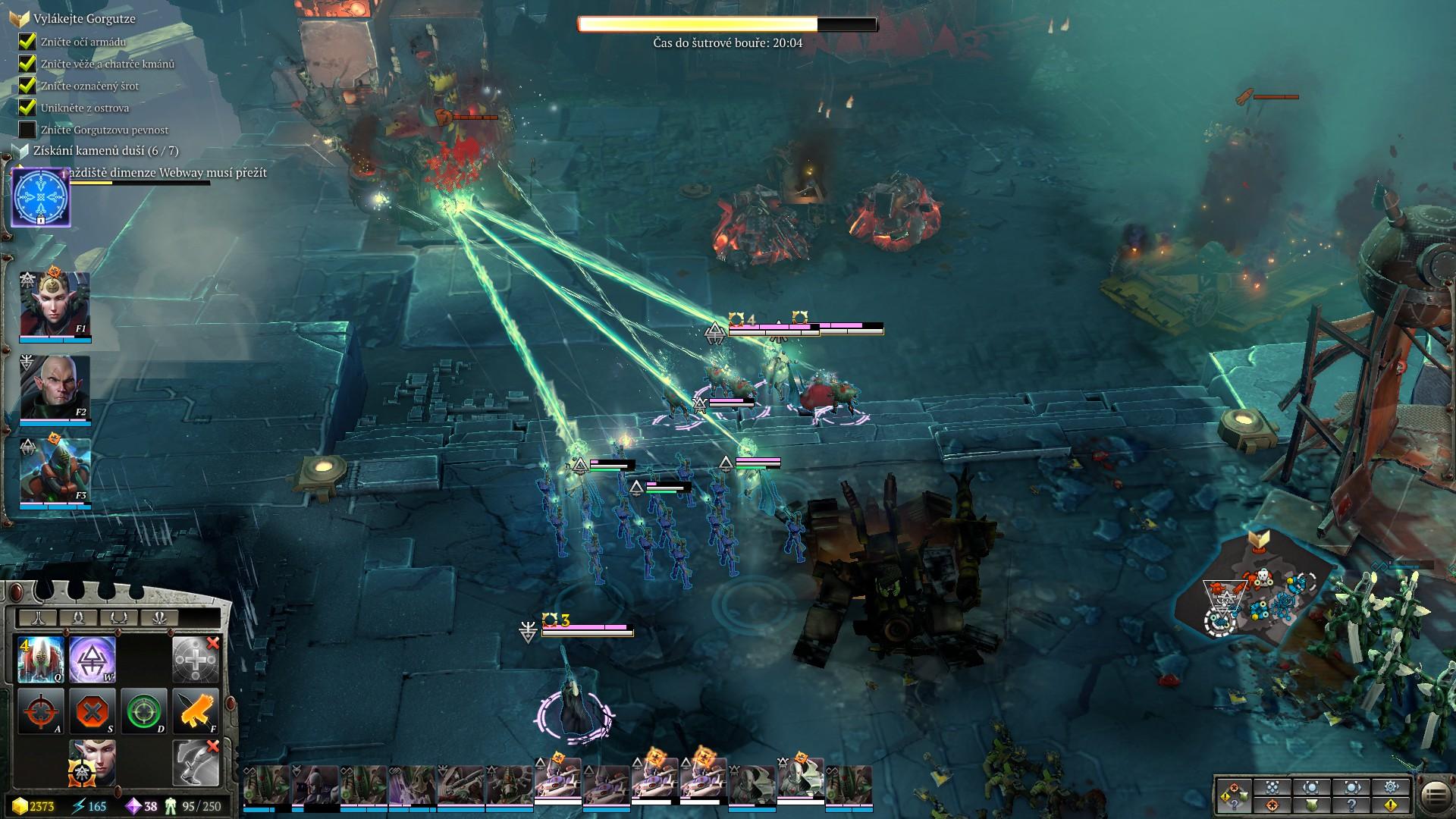 Warhammer 40,000: Dawn of War 3 – skutečně divoká trojice 142425