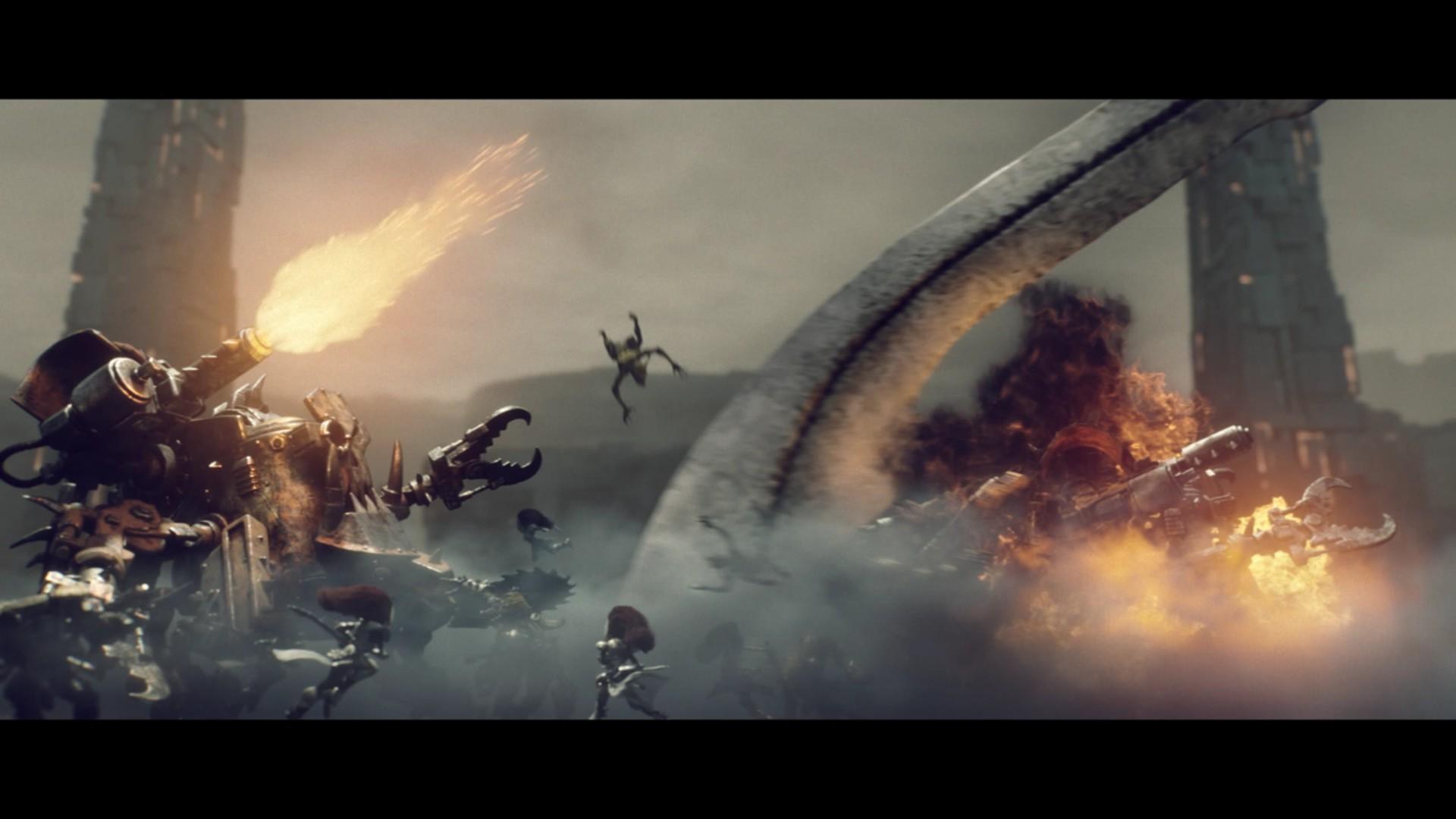 Warhammer 40,000: Dawn of War 3 – skutečně divoká trojice 142427