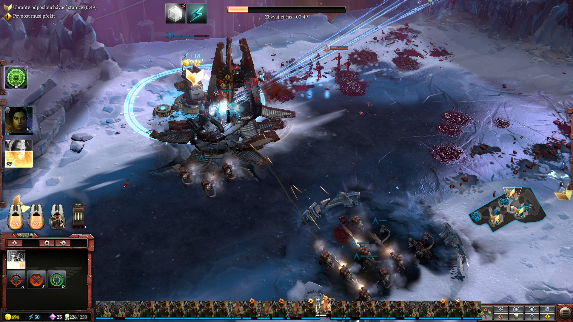 Warhammer 40,000: Dawn of War 3 – skutečně divoká trojice 142431
