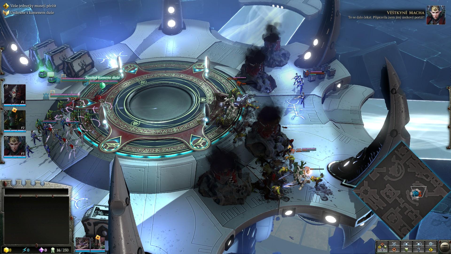 Warhammer 40,000: Dawn of War 3 – skutečně divoká trojice 142432