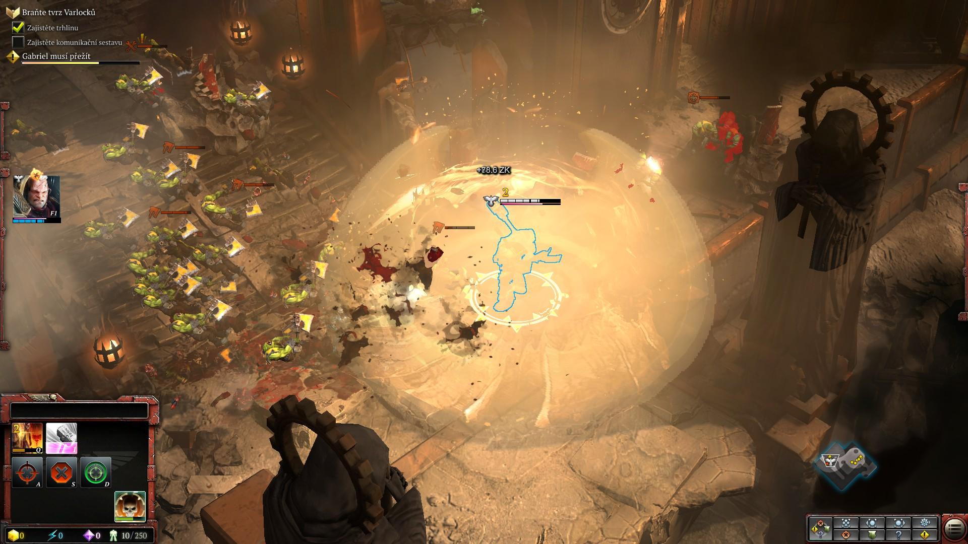 Warhammer 40,000: Dawn of War 3 – skutečně divoká trojice 142434