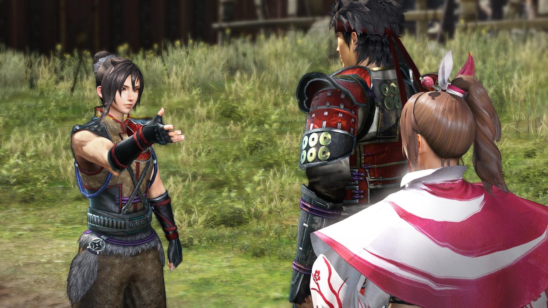 Detaily bojového systému v Samurai Warriors: Spirit of Sanada 142473