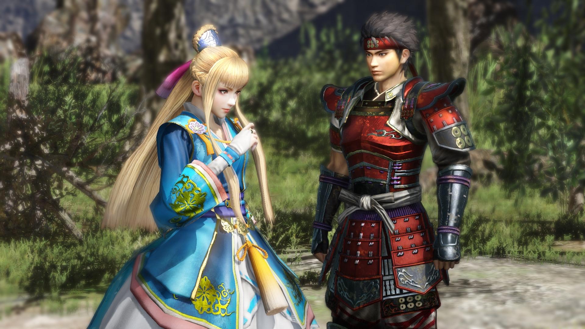 Detaily bojového systému v Samurai Warriors: Spirit of Sanada 142476