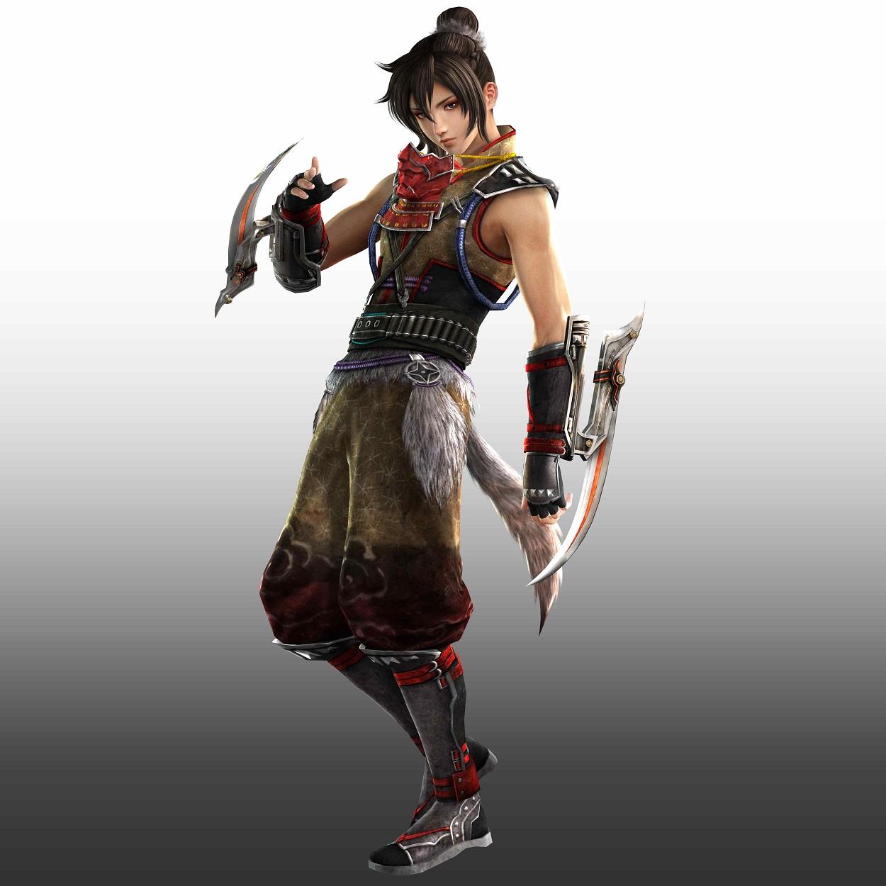 Detaily bojového systému v Samurai Warriors: Spirit of Sanada 142482