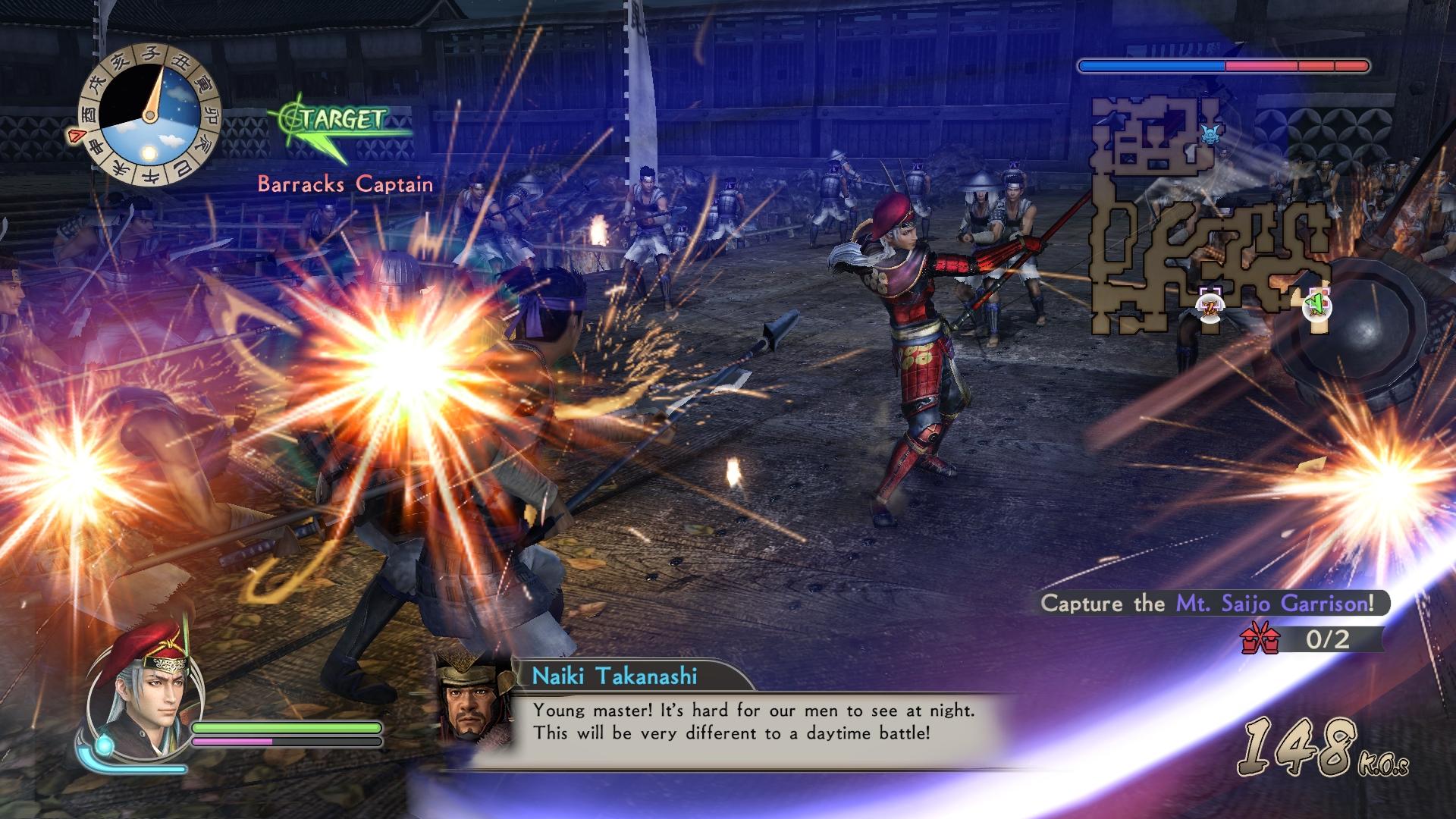 Detaily bojového systému v Samurai Warriors: Spirit of Sanada 142485