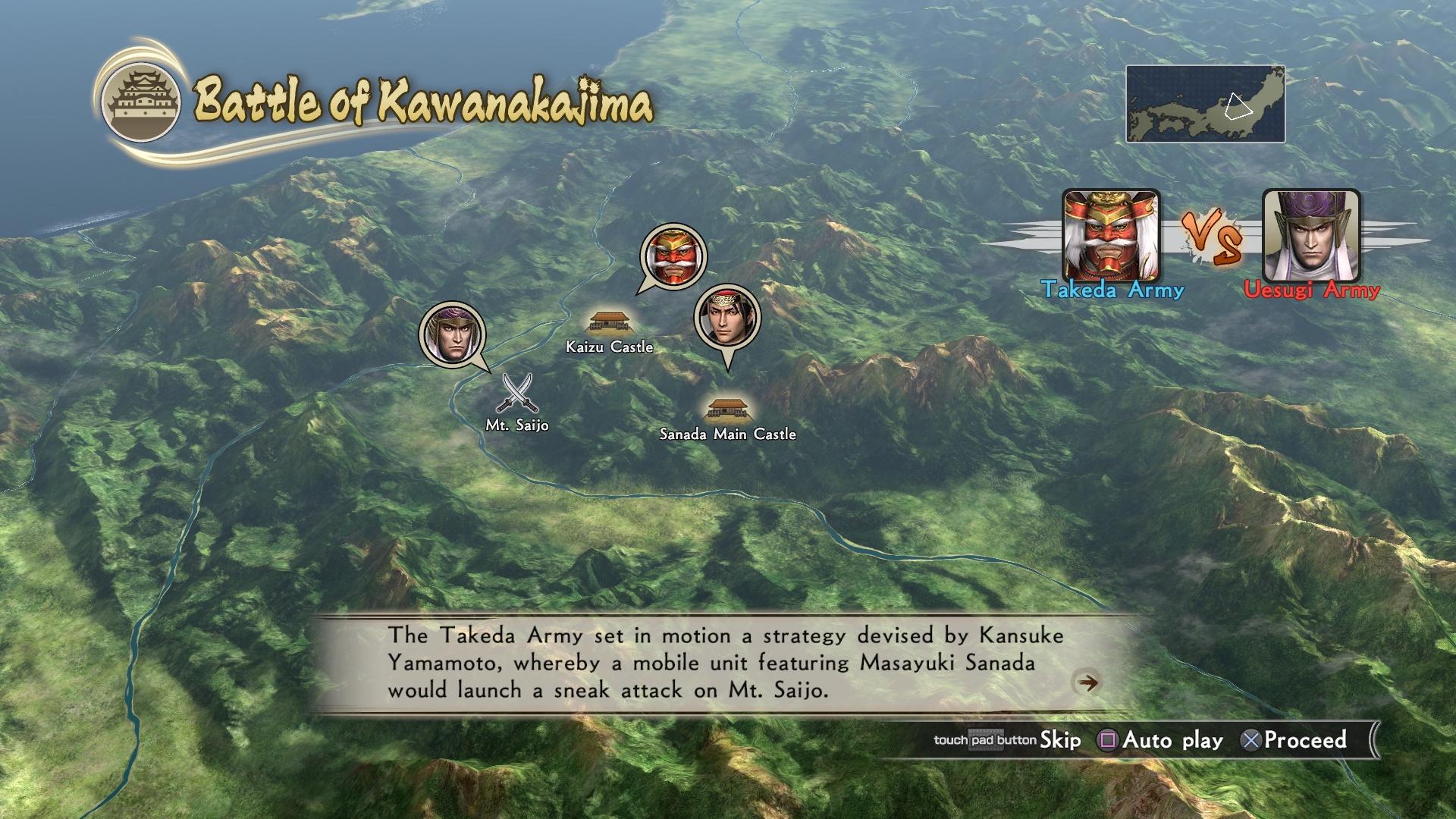 Detaily bojového systému v Samurai Warriors: Spirit of Sanada 142486