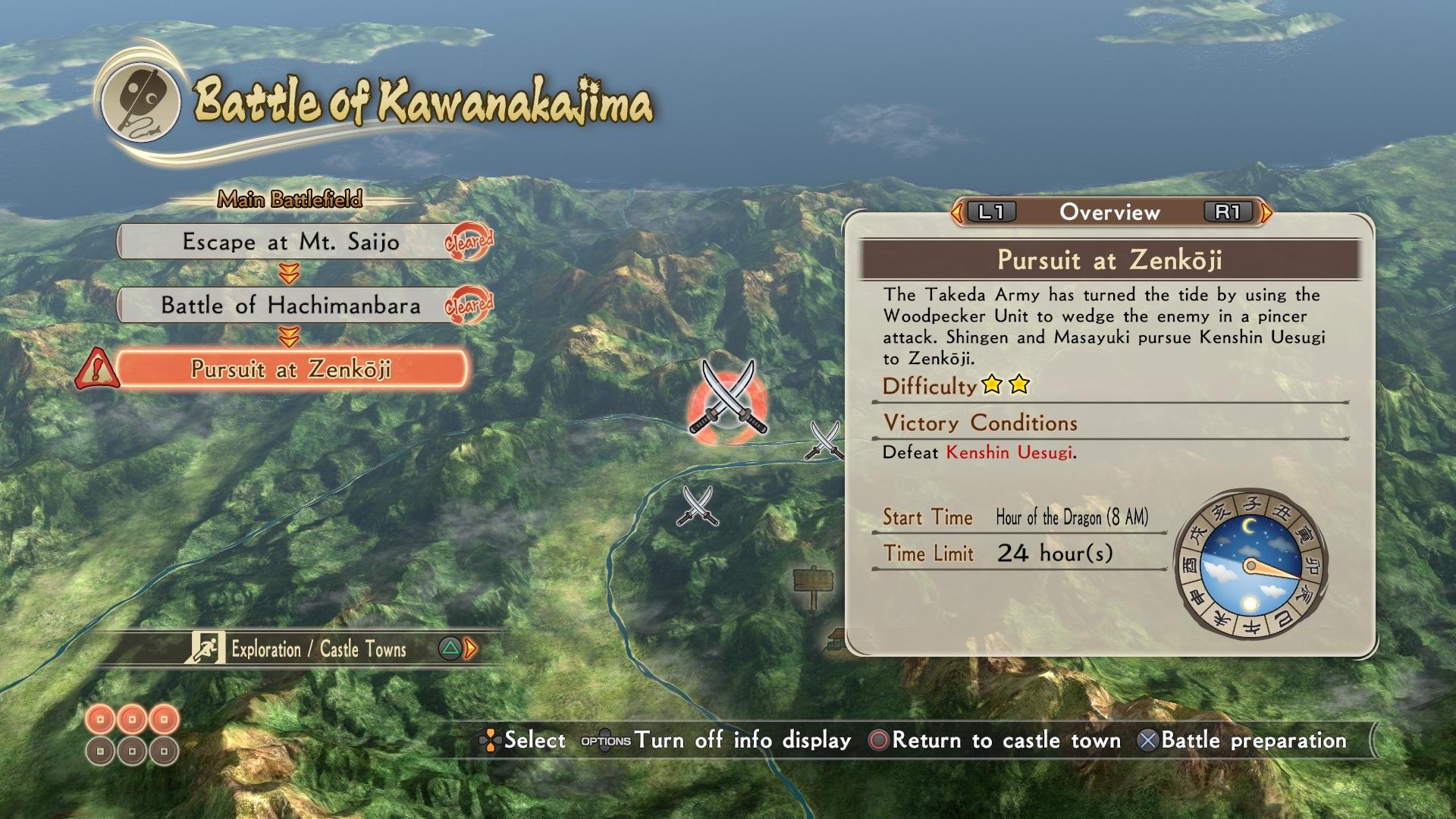 Detaily bojového systému v Samurai Warriors: Spirit of Sanada 142488