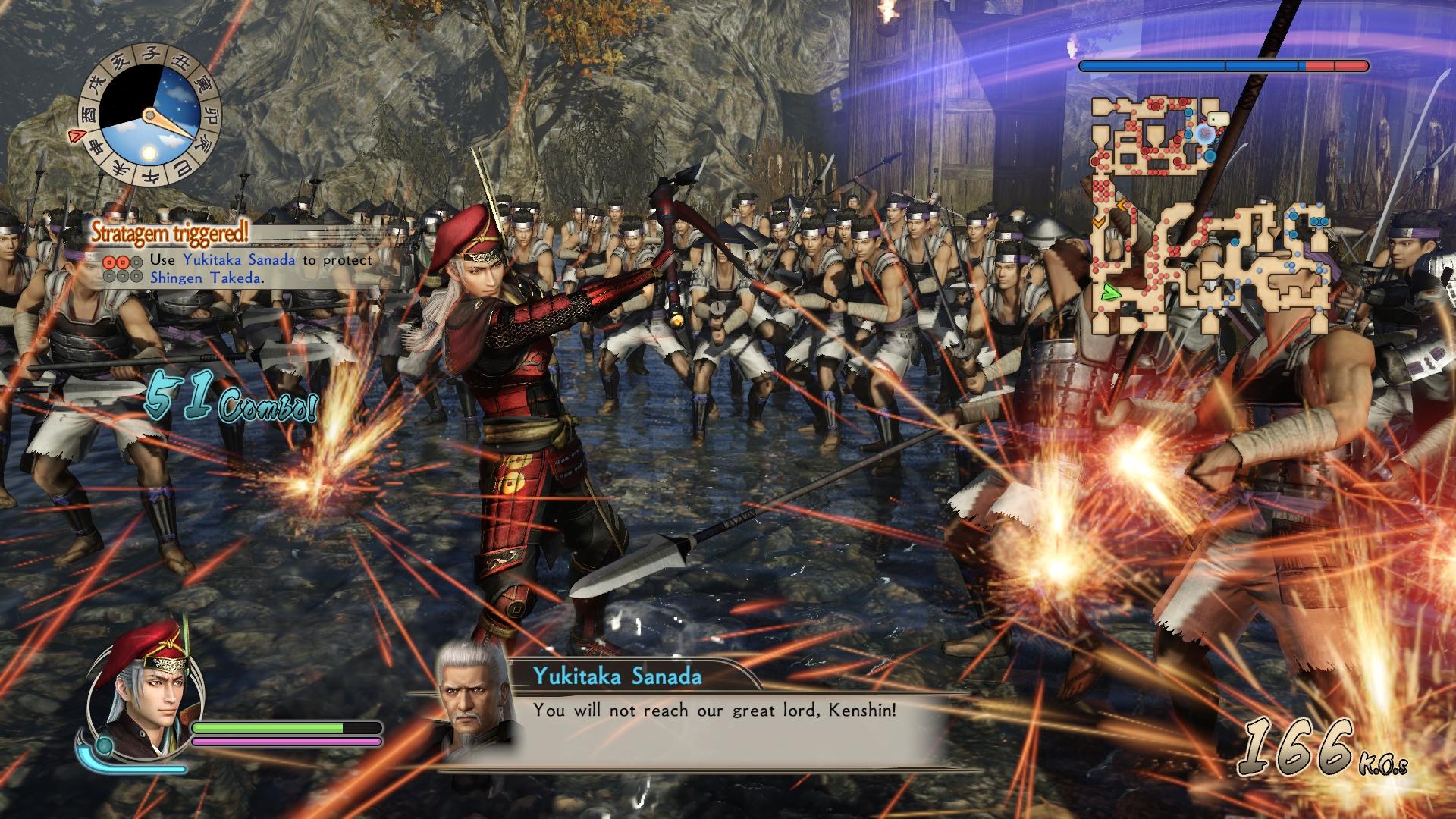 Detaily bojového systému v Samurai Warriors: Spirit of Sanada 142494