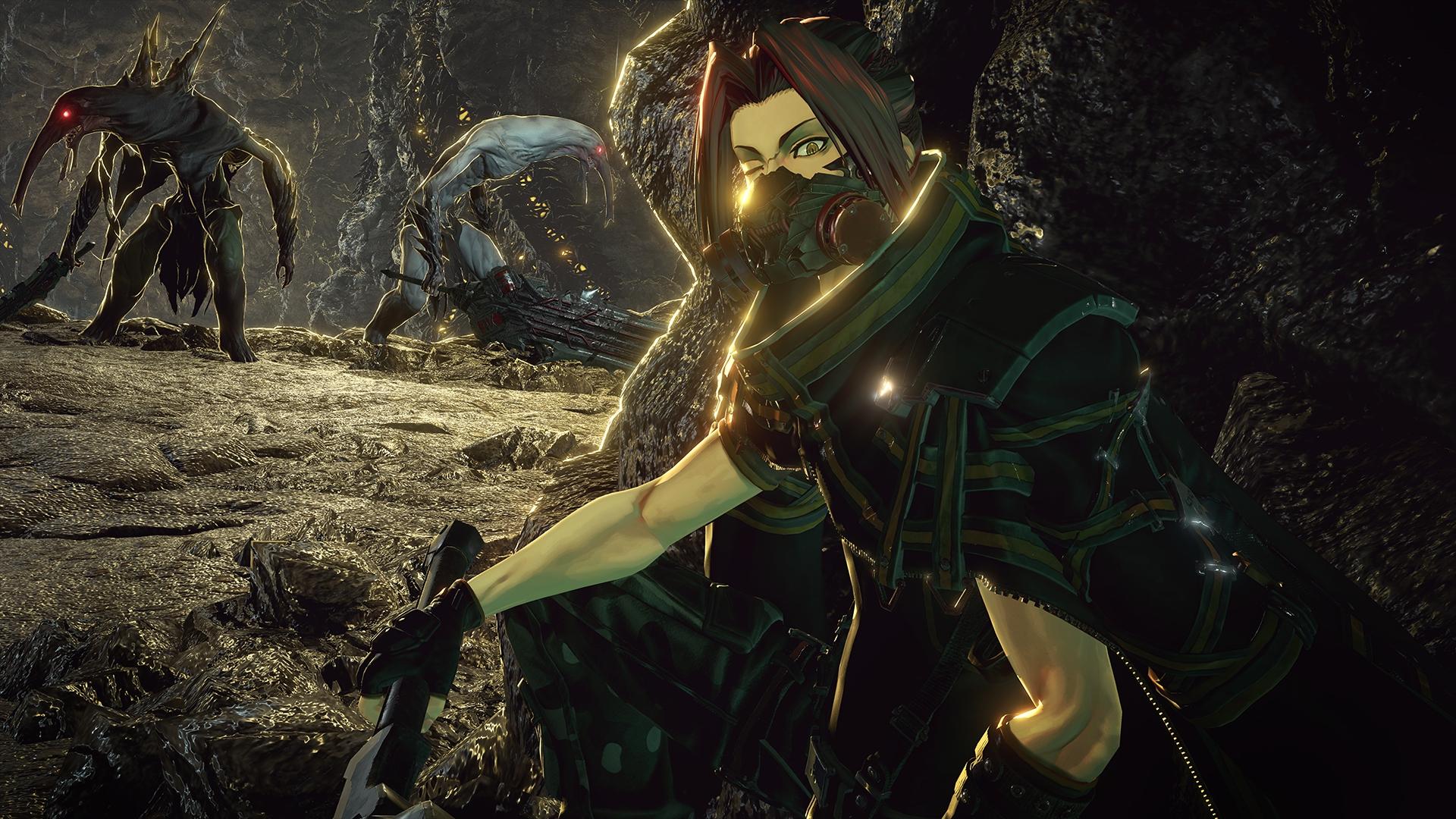 První detaily ohledně chystaného RPG Code Vein 142543