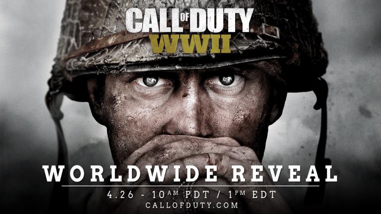 Call of Duty: WWII oficiálně potvrzeno 142582