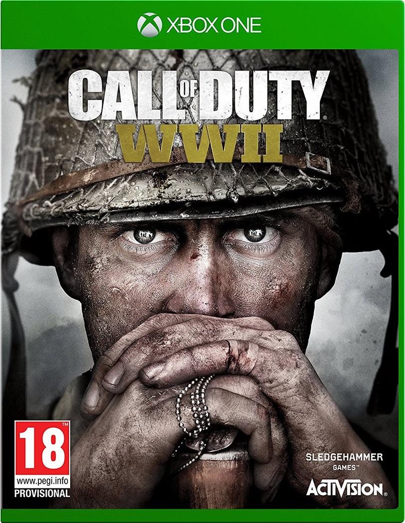 Call of Duty: WWII oficiálně potvrzeno 142586