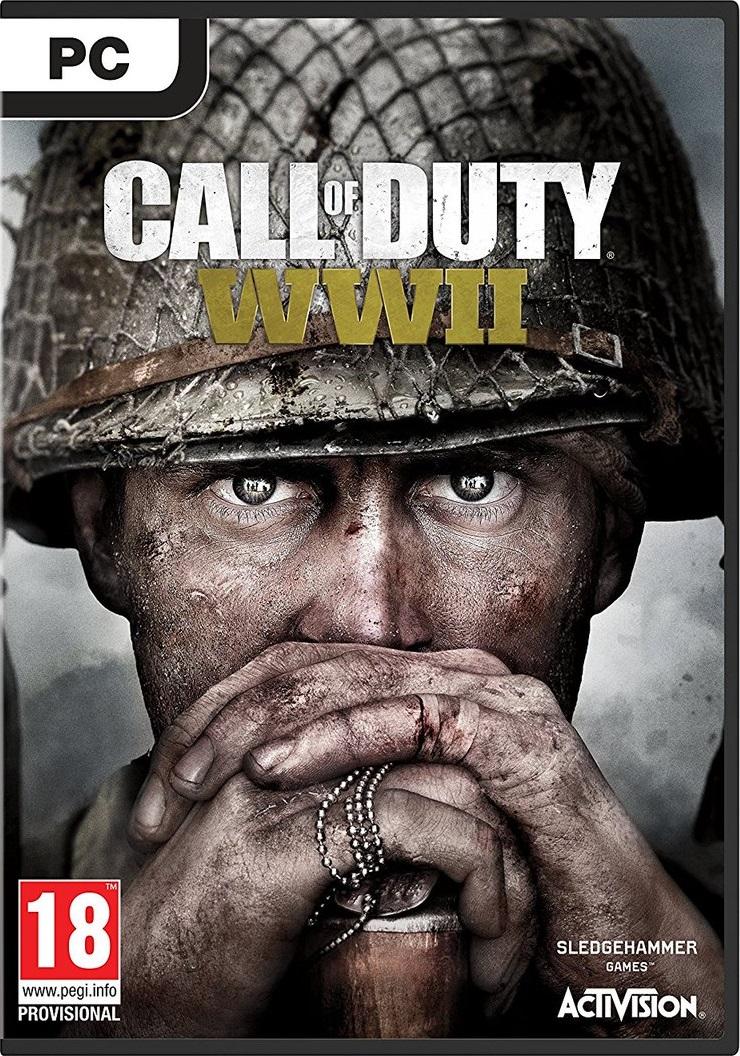 Call of Duty: WWII oficiálně potvrzeno 142587