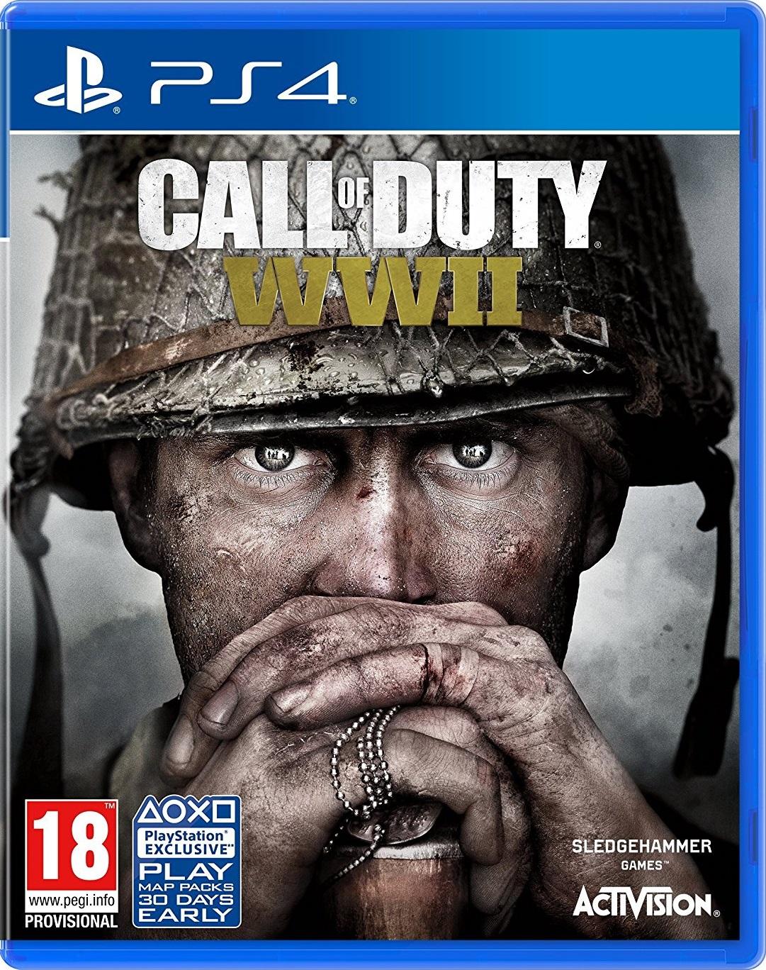 Call of Duty: WWII oficiálně potvrzeno 142588