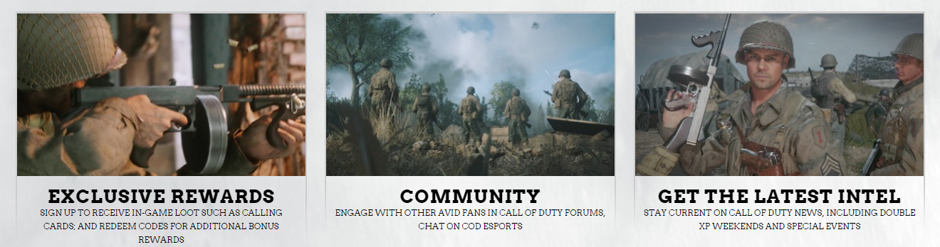 Nové informace o Call of Duty: WWII 142590