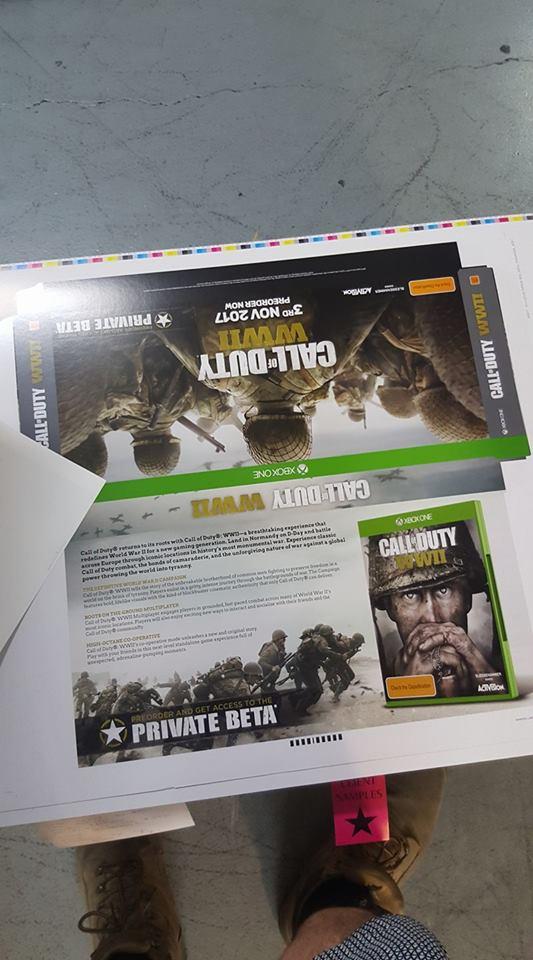 Nové informace o Call of Duty: WWII 142591