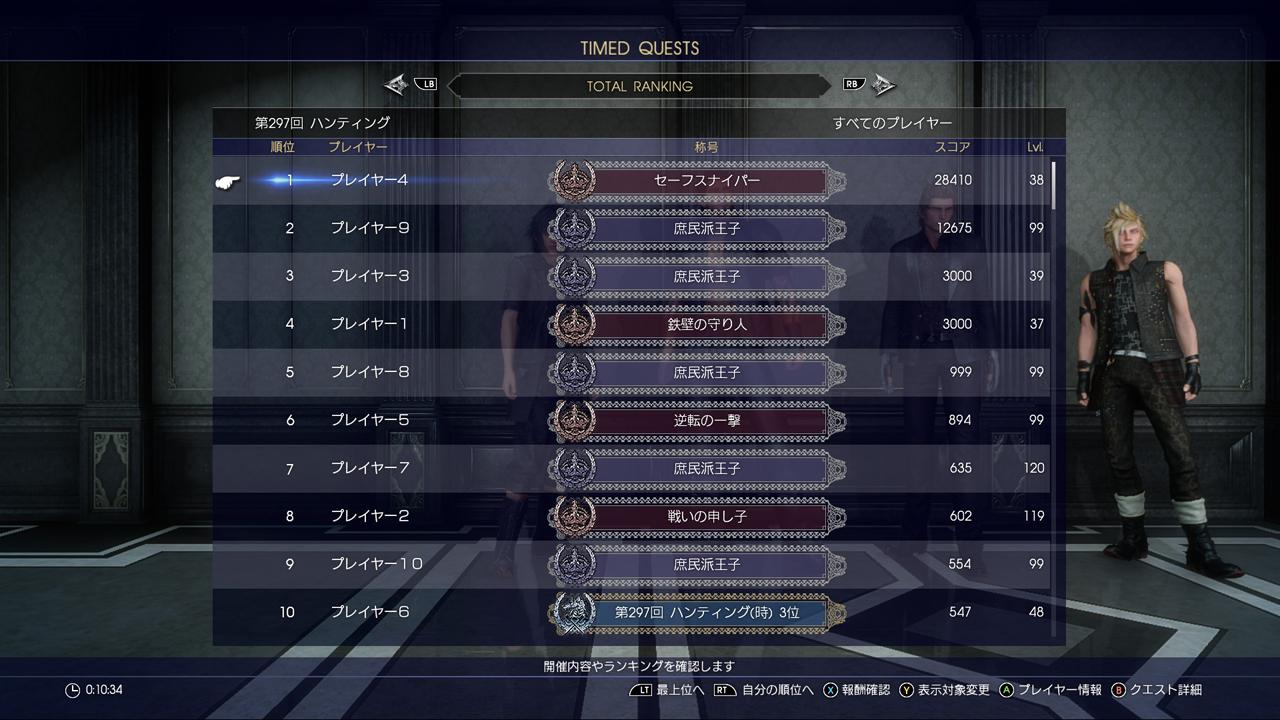 Dubnový update Final Fantasy XV přidá do hry zbraň Afrosword 142725