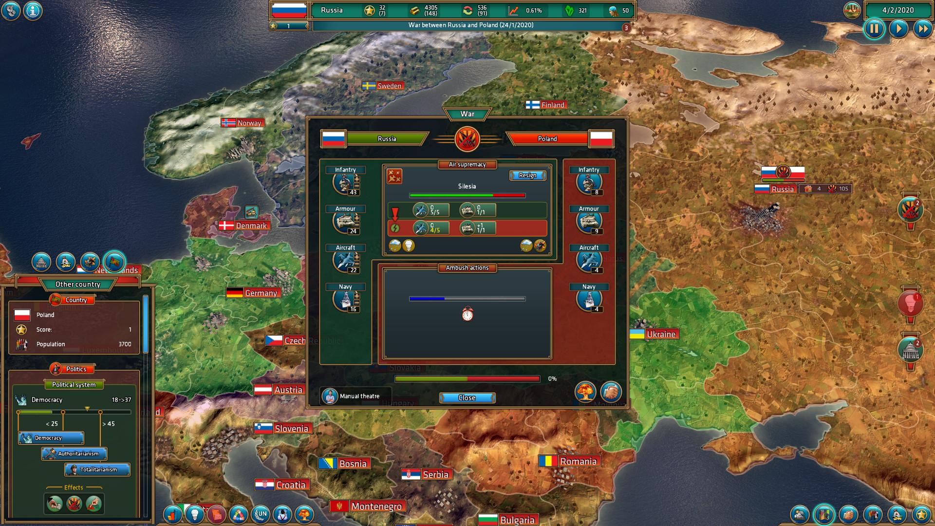 Real-time strategie Realpolitiks se bude prodávat v krabičce 142771