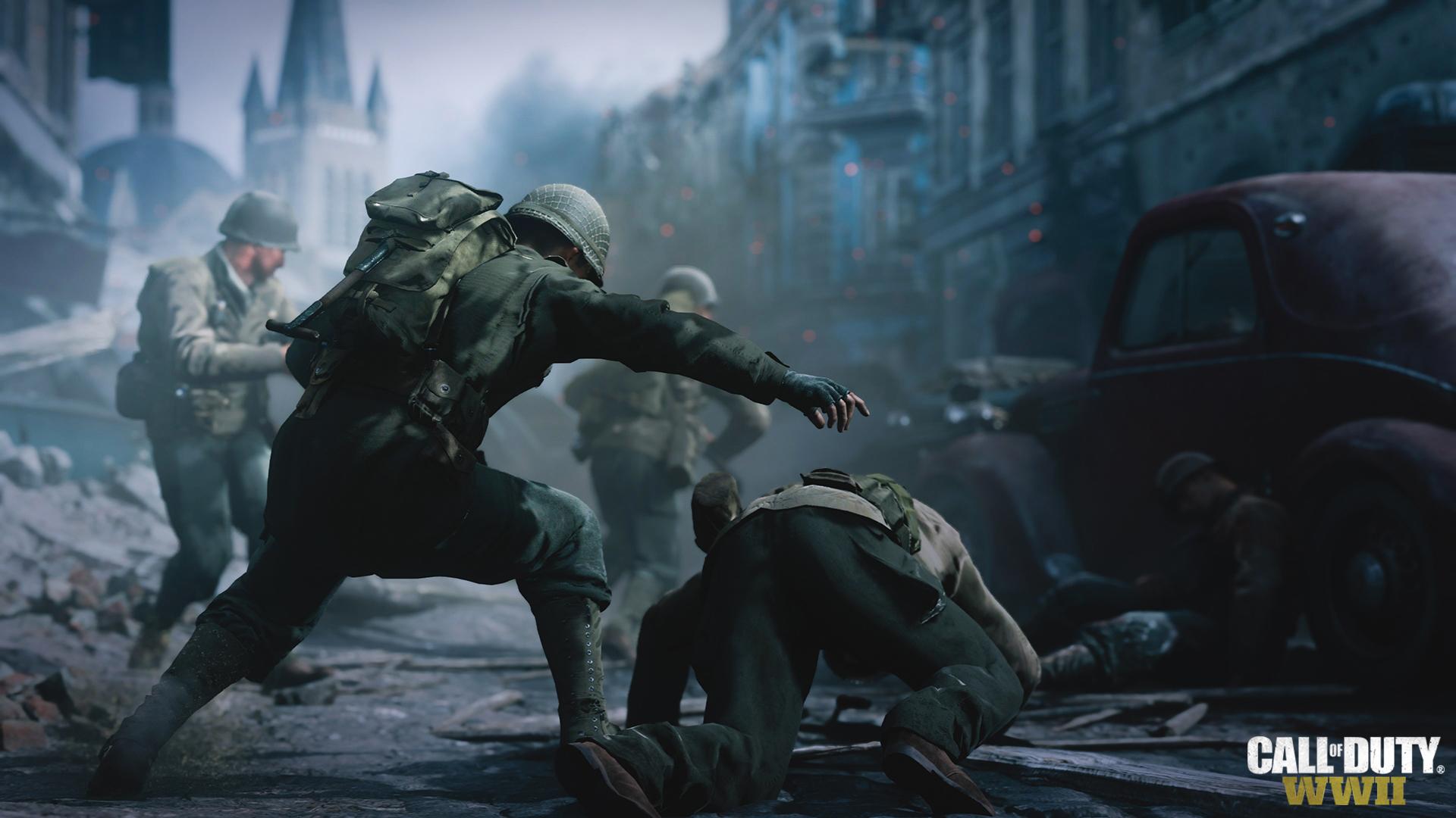 Doplňující informace o Call of Duty: WWII 142898