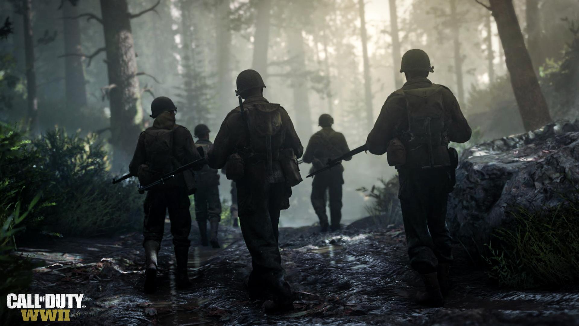 Tanková mise a zničitelné prostředí v Call of Duty: WWII 142899