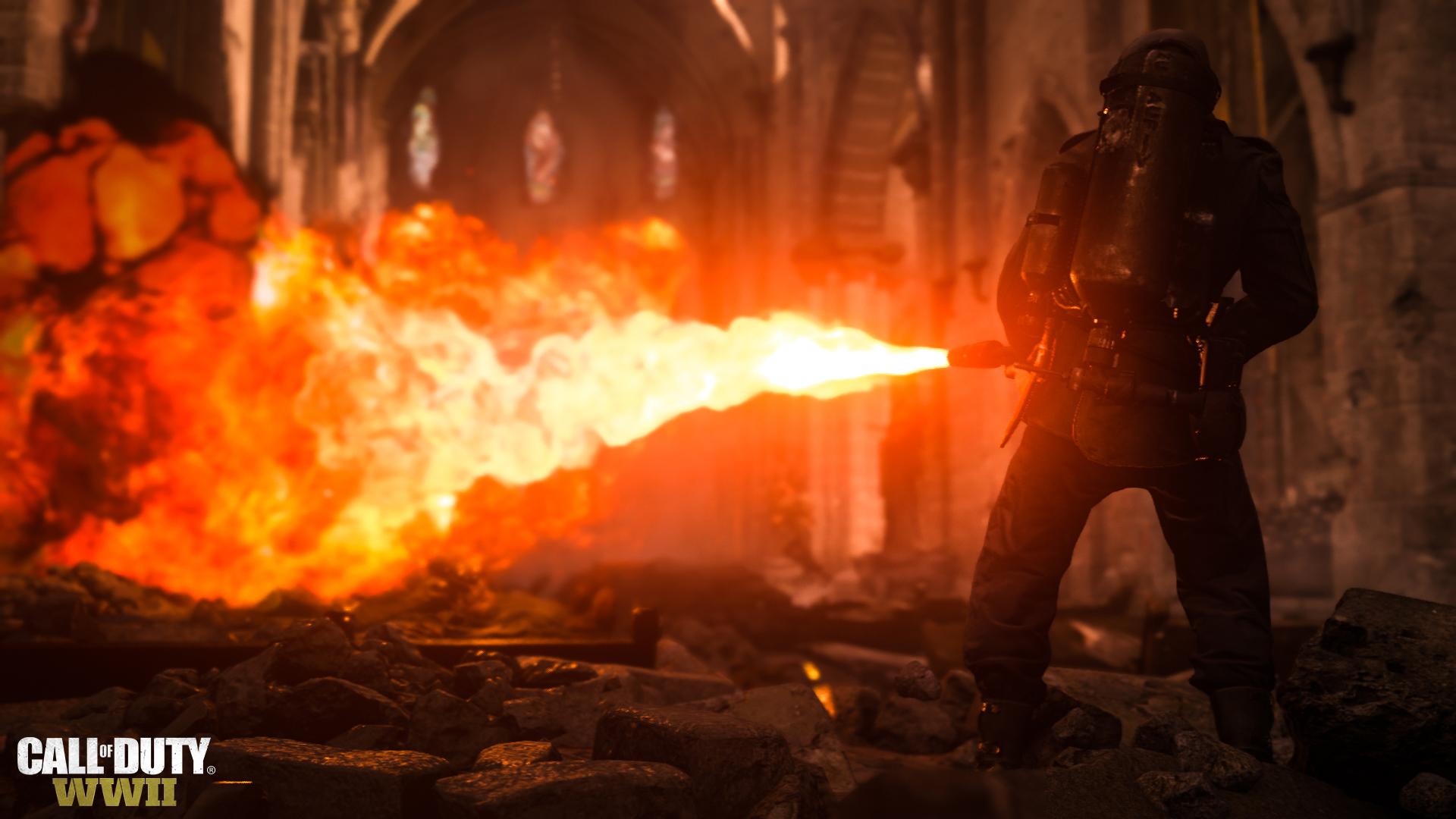 Tanková mise a zničitelné prostředí v Call of Duty: WWII 142901