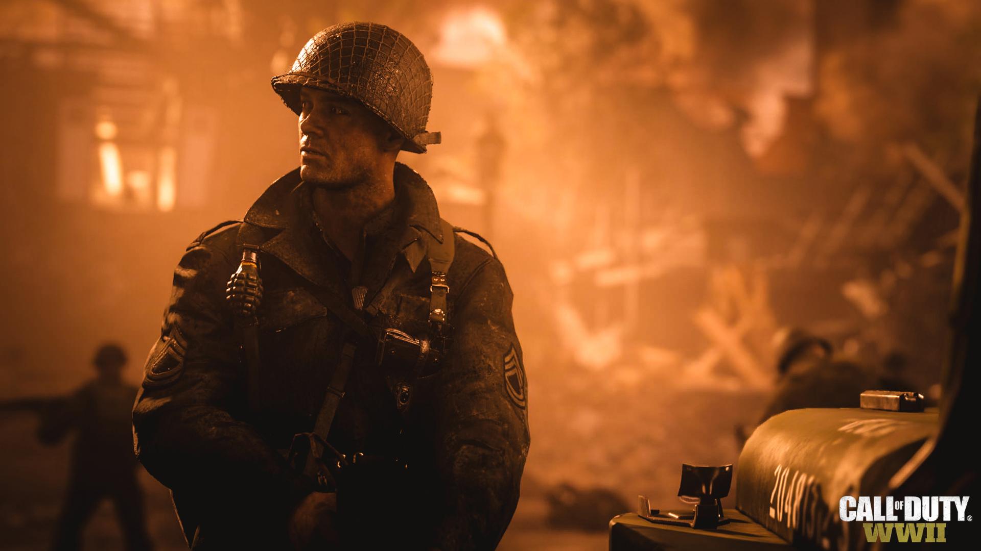 Tanková mise a zničitelné prostředí v Call of Duty: WWII 142902