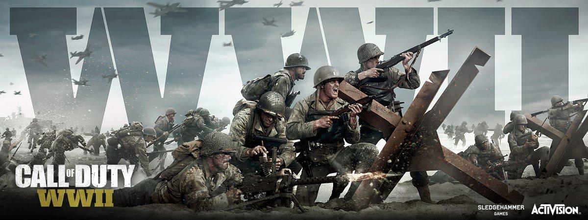 Doplňující informace o Call of Duty: WWII 142904