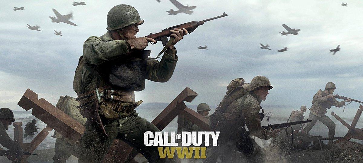 Doplňující informace o Call of Duty: WWII 142905