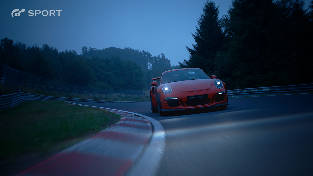 Trailer věnovaný vozům Porsche v Gran Turismu Sport 142910