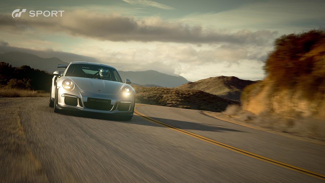 Trailer věnovaný vozům Porsche v Gran Turismu Sport 142911