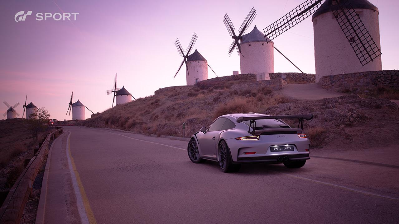 Trailer věnovaný vozům Porsche v Gran Turismu Sport 142913