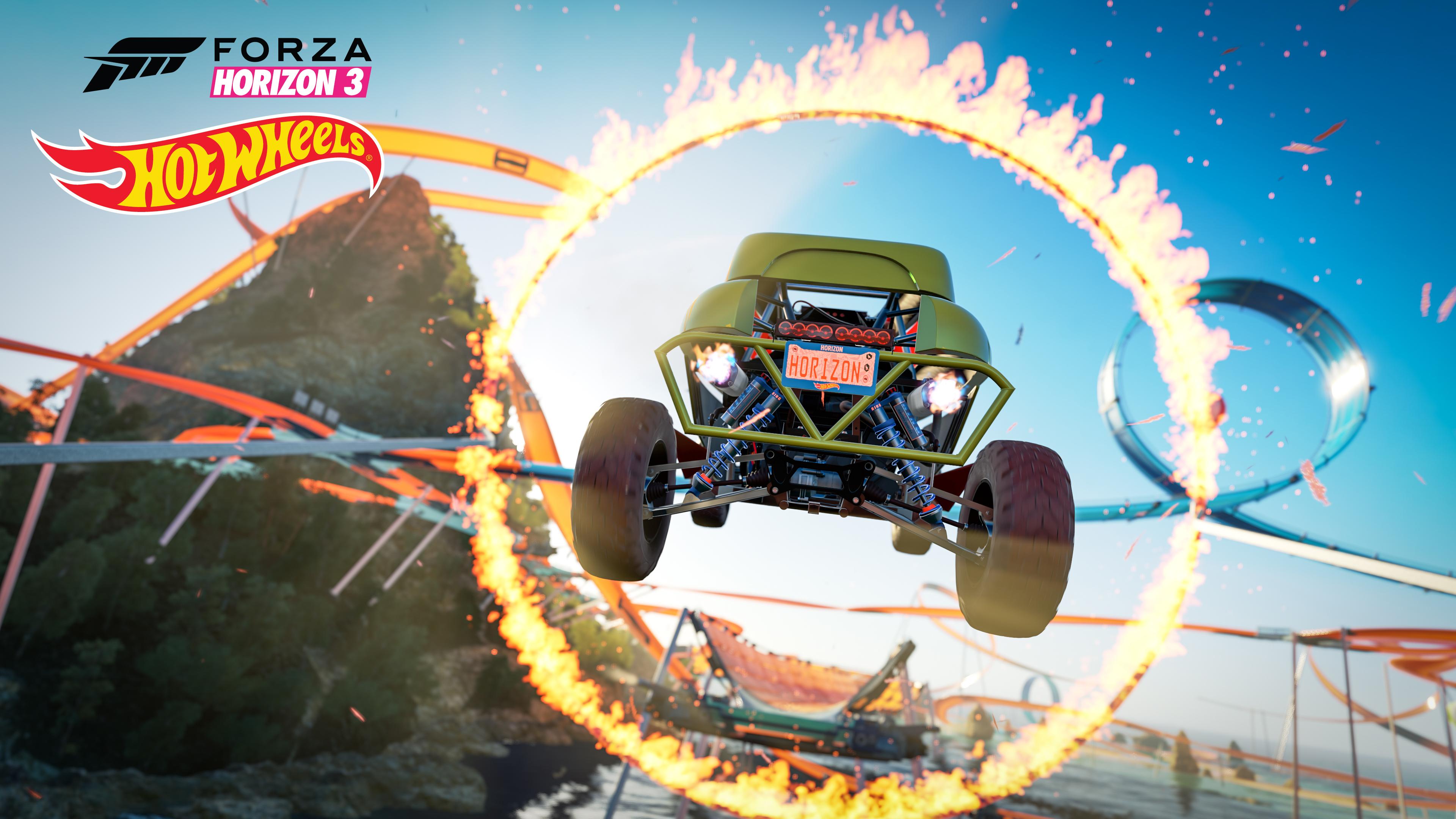 Forzu Horizon 3 rozšíří přídavek Hot Wheels 142926