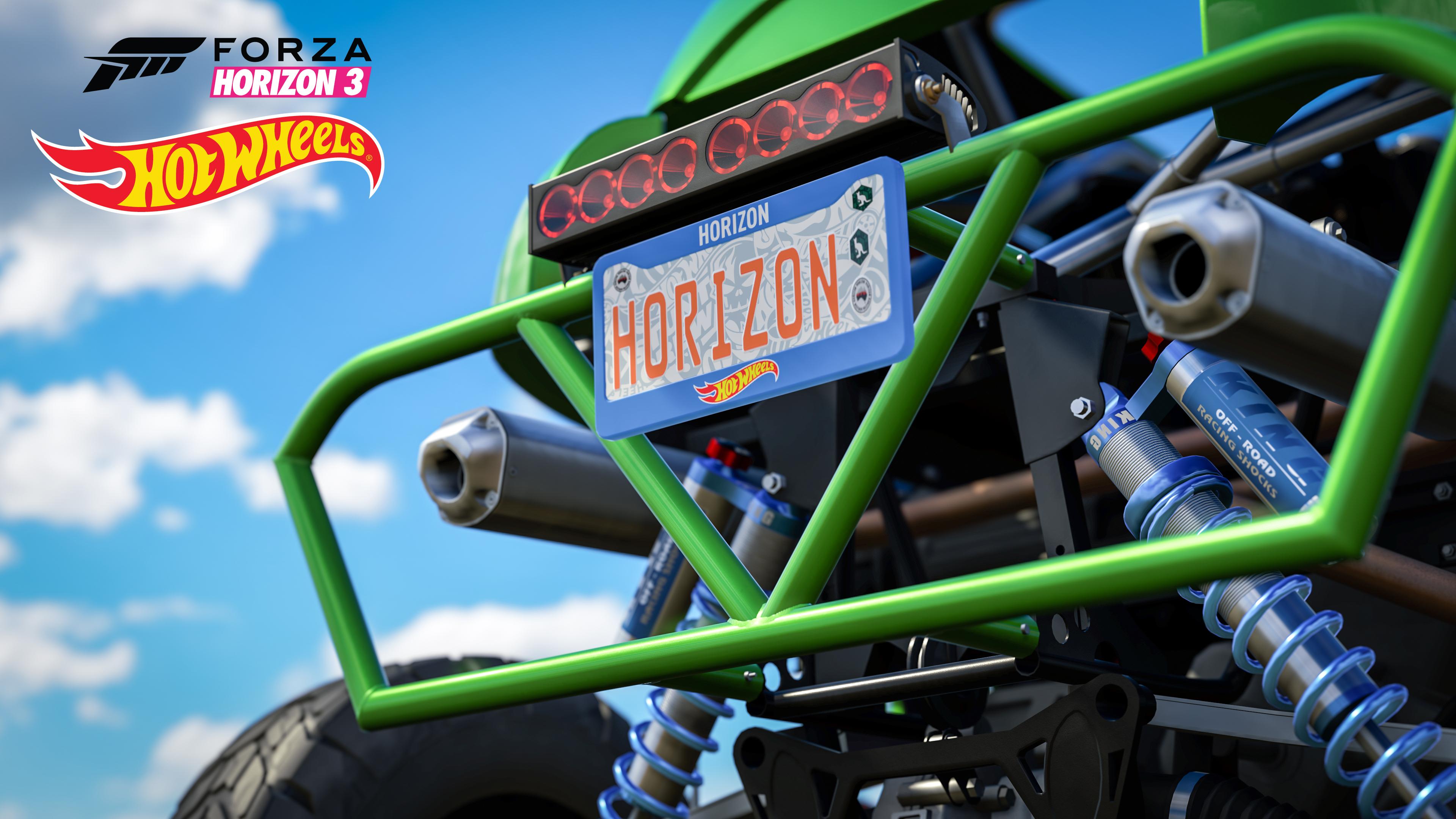Forzu Horizon 3 rozšíří přídavek Hot Wheels 142927